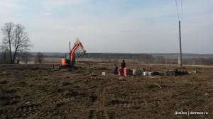 вотчина - строительство офиса ДомЭко