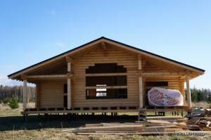 вотчина - строительство деревянных домов