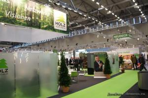Выставка Branchentag Holz в Кельне